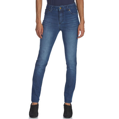 D JEANS Women's High-Rise Skinny Jeans