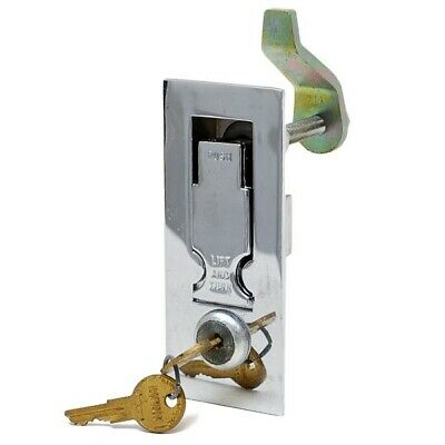 Ranger Locking Boat Lift-And-Turn Latch
