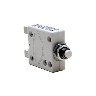 Mechanical Products 0.5Amp Push To Reset Boat Breaker