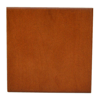 Rinker 246237 Cherry Wood 2 7/8 X 2 7/8 Inch Marine Boat Ac Air Blank Cover