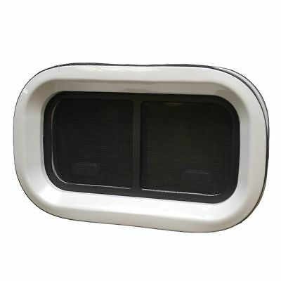 Powerquest 10303 Taylor Made 11 X 6 Inch Opening Boat Portlight Hatch Window