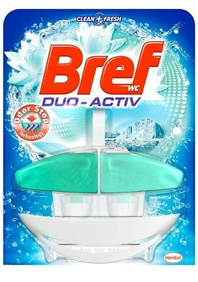 Bref Wc Duo Active 3er Set Fresh Power Clean Cleanliness