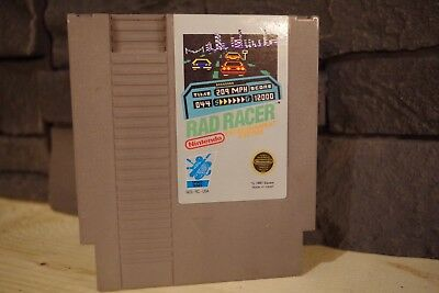 Rad Racer (Nintendo Entertainment System, 1987) *Tested