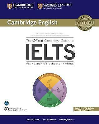 The Official Cambridge Guide to IELTS Student's Book With Answers And DVD-Rom