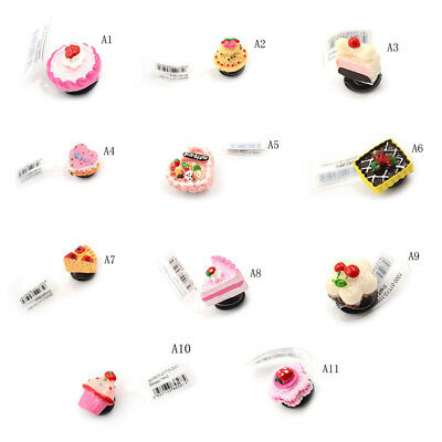 1PC Elegant Resin Shoe Charms Accessories Fit Bands Shoe Charms Shoe BucklesSTDE