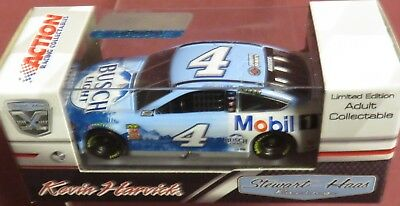 Brand New, 1/64 Action  2018 Fusion, #4, Busch Light--Mobil 1,  Kevin Harvick