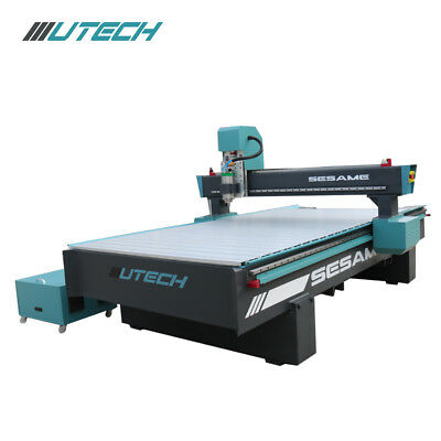 Wood Cnc Router Engraving and Cutting Machine 1325 with Rotary Attachment