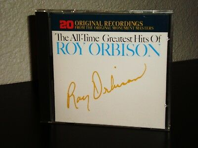 ROY ORBISON - All-Time Greatest Hits - Audio CD