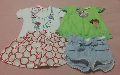 girl clothes size 2 Clothing ( Charlie & Me, Cotton on Kids, Pumpkin Pach)New