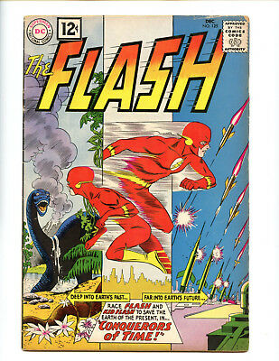 Flash 125 Dinosaurs 1st 12-cent issue Solid copy