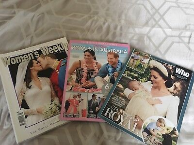 Collector's Souvenir Magazines - Royal Family - Free Postage