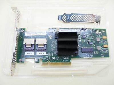 NEW IBM ServeRaid M1015 46M0861 SAS/SATA PCI-e RAID Controller From AU seller