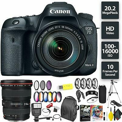 Canon EOS 7D Mark II DSLR Camera Bundle0247