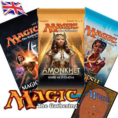 Magic the Gathering Booster Packs English Unopened New Sealed MTG (Not Repacks)