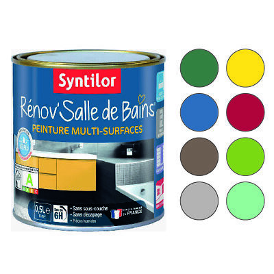 DESTOCKAGE PEINTURE RÉNOVATION carrelage mural JULIEN - EUR ...
