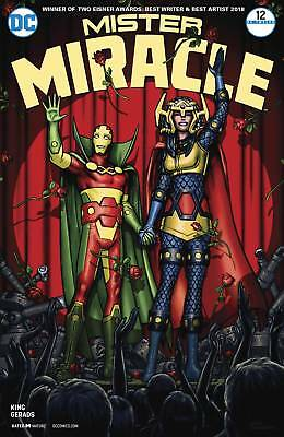 Mister Miracle #12 (Of 12) - Dc - Release Date 14/11/18