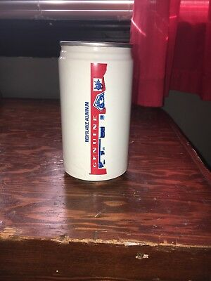 Rare, Misprinted Vintage Budweiser Beer Can Un-opened