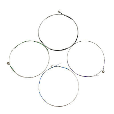 Universal Violin Strings Full Set (E-A-D-G) Steel Core Nickel-silver Wound I7L1