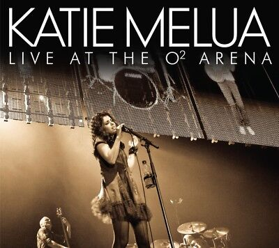 Katie Melua - Live At The O2 Arena Cd