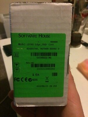 Software House iStar edge 2 door controller (ESTAR002-MB)