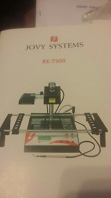 Jovy Systems re -7500