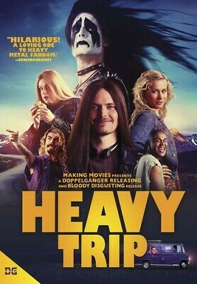 Heavy Trip DVD