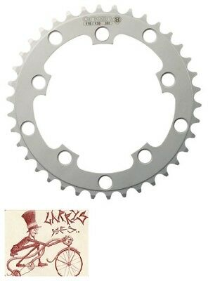 3.5Mm Origin8 Chainring Spacers Chainrings 5//Bag Alloy Silver