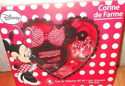 Coffret set cheveux parfum Disney (Corine de Farme)