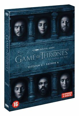 Game of Thrones  Staffel 6 DVD  Deutscher Ton NEU OVP
