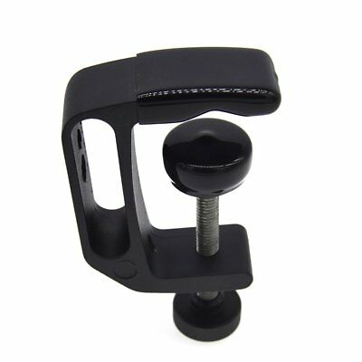 Metal Heavy Photo Studio Light Stand C Clamp U Clip Support S RM
