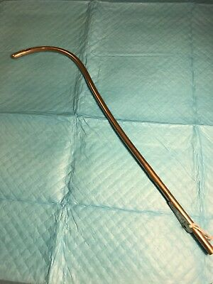 Antique Catheter.  Medical Surgical Instrument. J73