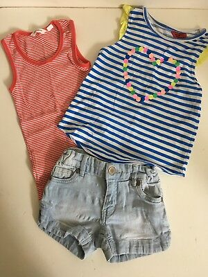 Cotton On And Country Road Girls Bundle Size 2