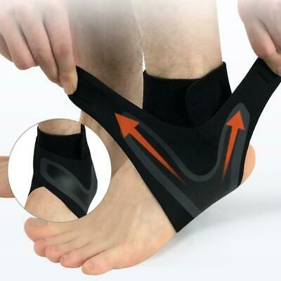 Plantar Fasciitis Therapy Wrap Heel Foot Pain Arch Support Ankle Brace Insole JA