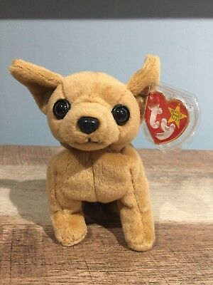 e886c14d4fe TY™ BEANIE BABY Originals Chihuahua Dog Tiny Retired Collectors ...