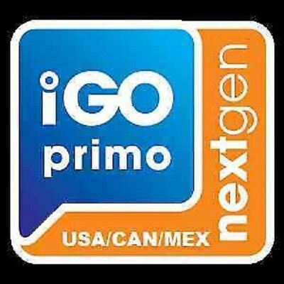 IGO PRIMO GPS Maps and Car Navigation Software WinCE SDcard