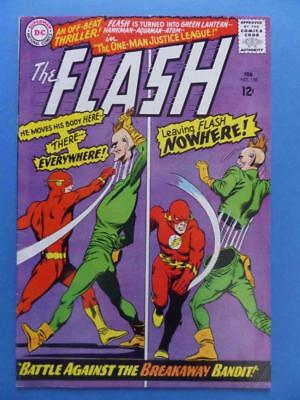 The Flash 158 1966 One Man Justice League Nice!