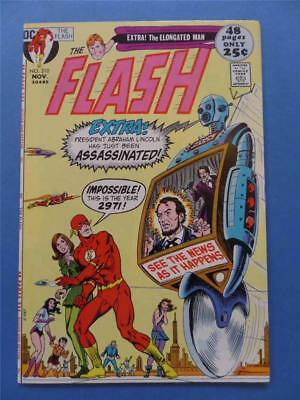 FLASH 210 1971 48 Pages ELONGATED MAN High Grade VF/NM