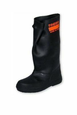 """TREDS 17859 Super Tough 17"""" Pull-On Stretch Rubber Overboot XS Fits 7.5 - 10 1/4"""