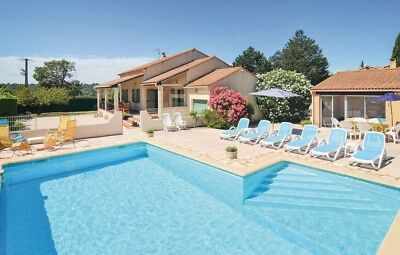 Holiday Villa/Gite/Cottage/House Sleeps 8,Heated Pool,Wifi, Provence area France