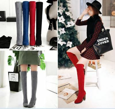 b6195344679b Women s Devote Wide Calf Riding Boot Total Motion Novalie Over The Knee Boot