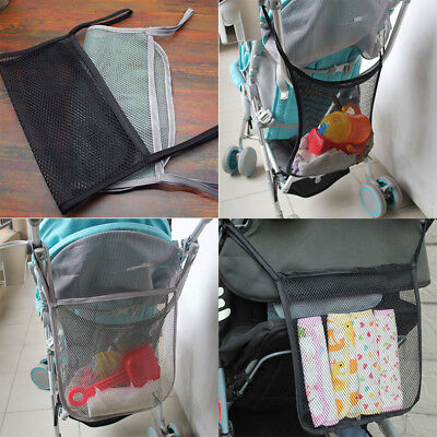 Baby Stroller Accessories Carrying Bag Net Bag For Umbrella Strollers Organizer