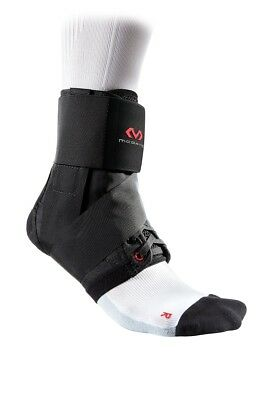 McDavid Ultra-Lite Ankle Brace (fig 8 strap) Black – Ankle Support