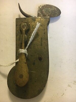 Antique SURGEON Spring LANCET BLOOD LETTING BLEEDER INSTRUMENT Civil War Era 52