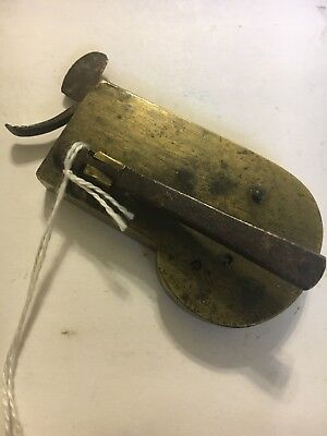 Antique SURGEON Spring LANCET BLOOD LETTING BLEEDER INSTRUMENT Civil War Era. 49