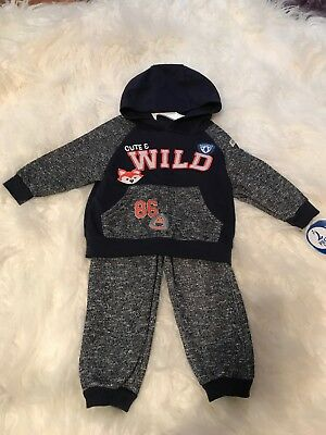Baby Toddler Boy Clothes Lot 12-18 Months Fall Winter