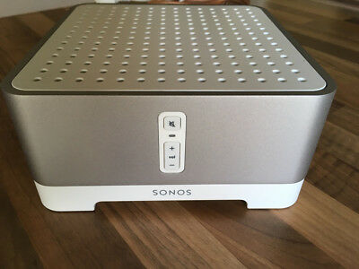 Sonos Connect Amp ZP120 Zoneplayer Amplifier - excellent working condition