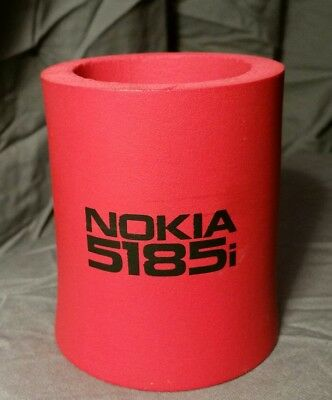 vintage Nokia 5185i cell phone foam can cooler (koozie) 5185 retro tri-mode band