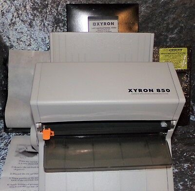 XYTRON Laminating System with Extras