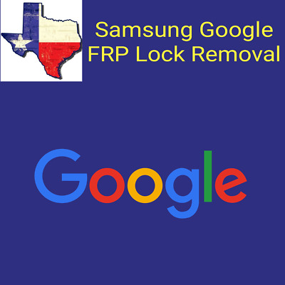 Samsung Google account/frp lock removal