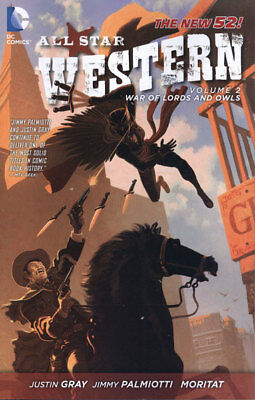 All Star Western Vol 2 Lords & Owls DC Comics Graphic Novel Softcover NEW